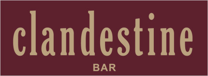 Clandestine Bar Berlin